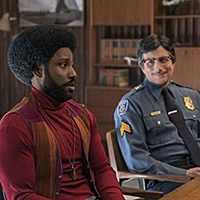 "Film ""BlacKkKlansman"""